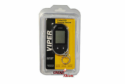 VIPER 7756V 2-Way LCD Replacement Remote Control