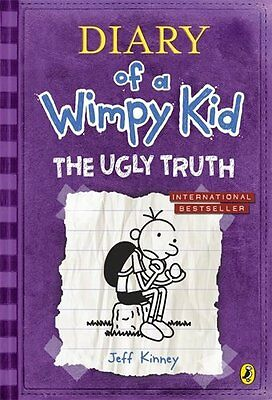 Diary of a Wimpy Kid: The Ugly Truth (Book 5),Jeff Kinney