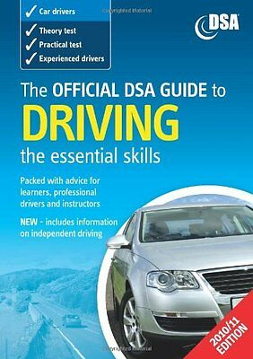 The Official DVSA Guide to Driving: The Essential Skills,Driving Standards Agen