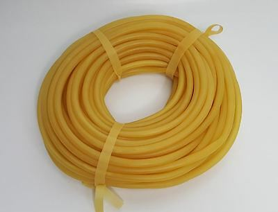 "25 Feet - 5/16"" - Latex Rubber Tubing - Surgical Grade - New"
