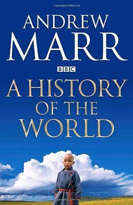 A History of the World,Andrew Marr