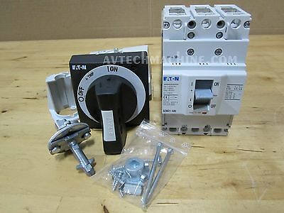 Eaton Breaker With Rotary Handle BZMD1-A80 BZM1-XTVD