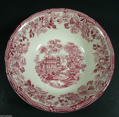 """Tonquin Alfred Meakin CEREAL BOWL 6½"""" Staffordshire England"""