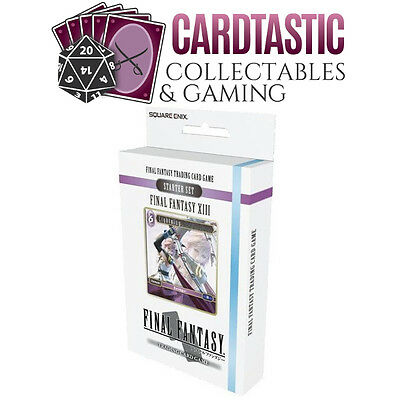 Final Fantasy TCG Starter Set XIII (13)