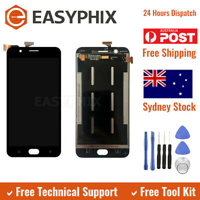 LCD Display Digitizer Touch Screen Glass Assembly for Oppo F1s Black