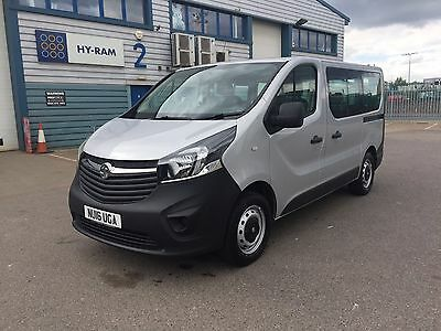 wheelchair accessible vehicle, nearly new, immaculate, exceptionally low mileage