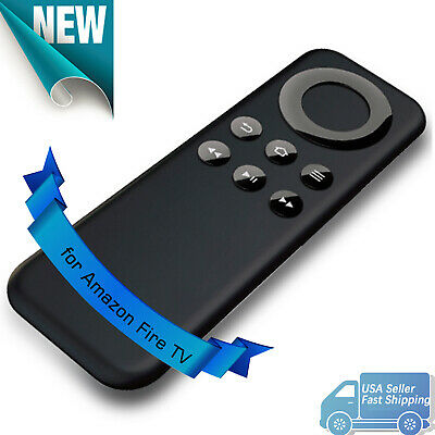 New CV98LM Remote Control Clicker Bluetooth Player for Amazon Fire TV Stick Box