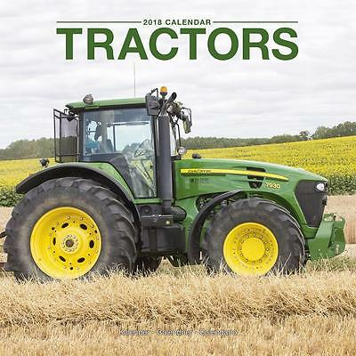 Tractors 2018 Calendar 15% OFF MULTI ORDERS!