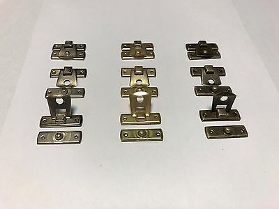 Selection Of Metal Clasps/Hasp Latch For Wooden Boxes /Trinkets/Arts And Crafts