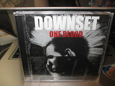 DOWNSET One Blood CD NEW SEALED