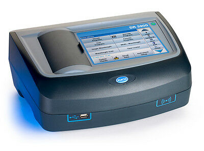 New Hach DR3900 Benchtop VIS Spectrophotometer (RFID) Technology