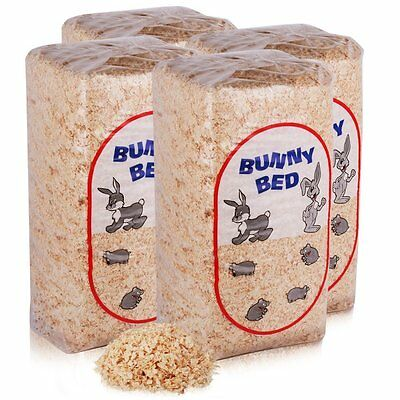 SOFT Wood Shavings/sawdust For Pet Bedding Hamster Gerbil Rabbit 1Kg Comfy Home.