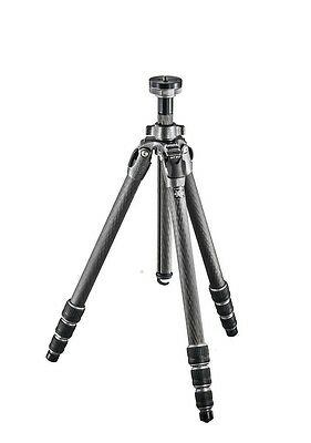 Gitzo GT2542 Mountaineer Series 2 Carbon Fiber 4 Section Tripod