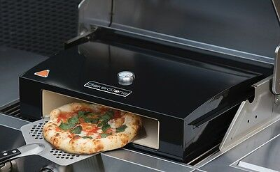 Bakerstone Pizza Oven Grilling Cookware Box Perfect Outdoor Cooking Appliance