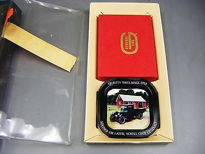 General Tire Collectibles Coaster / Playing Card Set New in Box