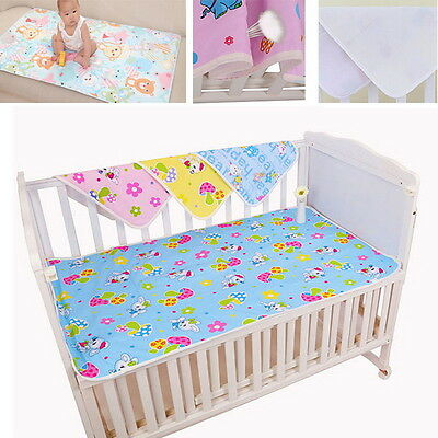 Thboxs01 Baby Infant Waterproof BedChanging Cover Pad Diaper Nappy Urine Mat