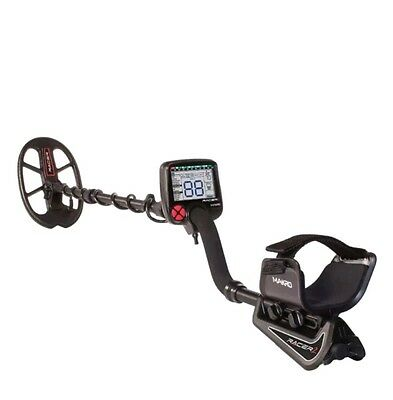 Makro Racer 2 metal detector comes with free makro pinpointer and cap