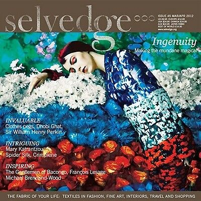 Selvedge Magazine Issue 45, Very Good Condition Book, , ISBN 9771742254020