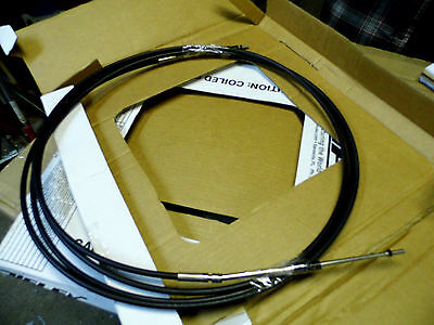 New Uflex Marine Control Cable C8X16  718647  Ss 10-32 Unf Universal Cable