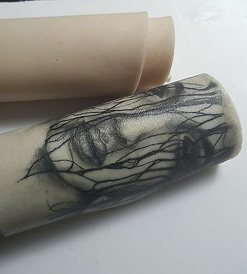 A3 LARGE Realistic! Tattoo Practice Skin Blank UK New Art