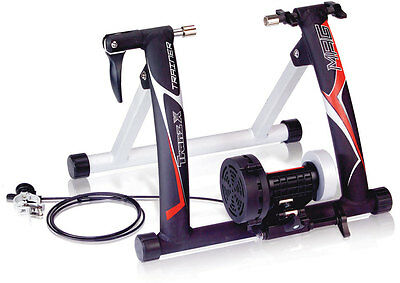 Tranz X JD-118 Magnetic Turbo Cycle Trainer with Remote Lever