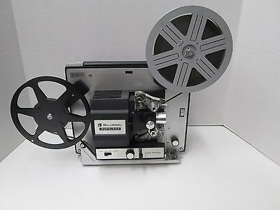 Bell & Howell 462A Super 8mm  Movie Projector - New Belt!
