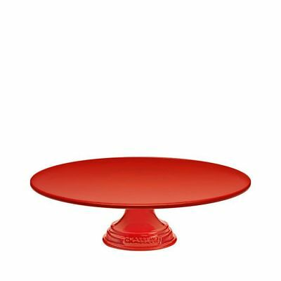 Chasseur La Cuisson Cake Stand 30cm Red Free Shipping!