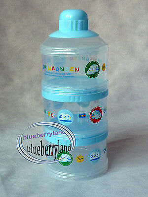 Sanrio Shinkansen Formula Baby Milk Powder Container Dispenser babies feeding BY