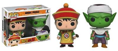 Dragon Ball Z - Gohan & Piccolo Pop! Vinyl 2-Pack Vinyl Figures - FunKo Free Shi