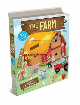 3D Farm and Book - Junior