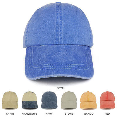 Armycrew Youth Kids Cherry Patch Pigment Dyed Soft Cotton Washed Low Profile Cap