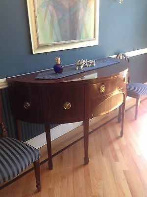 Baker  Historic Charleston collection Buffet Table