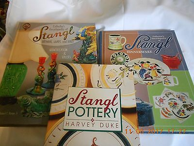 Books Research Antiques & Collectibles Stangl Pottery