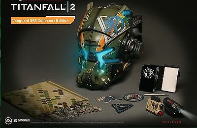 Titanfall 2 Vanguard SRS Collector's Edition - *NEW*