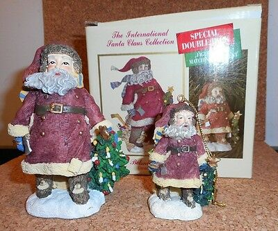 International Santa Claus Collection<>Belsnickle +>CANADA <+