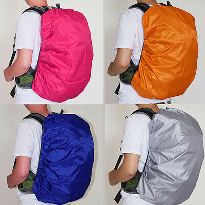 Backpack Rain Cover Shoulder Bag Outdoor Climbing Hiking Travel Kits Suit