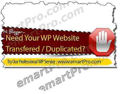 Transfer Your Wordpress Website to Another Domain
