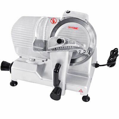 "9"" Blade Commercial Meat Slicer Deli Meat Cheese Food Slicer Industrial Quality"