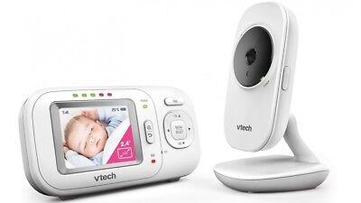 VTech BM2500 Safe & Sound Video & Audio Baby Monitor
