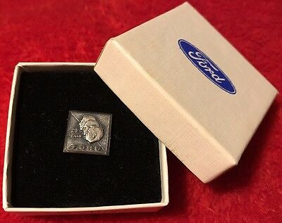 Vintage Ford Cufflinks 25 Years Service 10k Gold Filled Ford Motor Company Transportation Ford