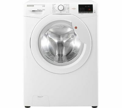 HOOVER DHL 14102D3 Smart 10 kg 1400 Spin Washing Machine White