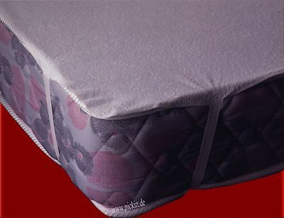 Infant Incontinence Protector Mattress Guard with 4 eckgummis 60x100