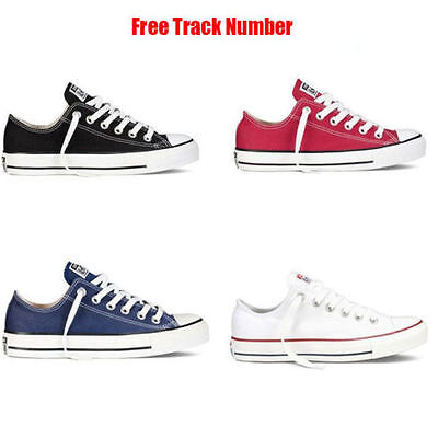 2017 New Women Lady ALL STARs Chuck Taylor Ox Low Top shoes Canvas Sneakers