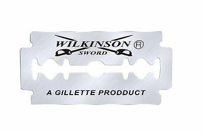 Gillette Wilkinson Sword Razor Blades Double Edge Safety Razor Shaving Blade