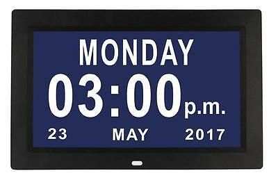 Geemarc VISO30 Extra Large Clock With Calendar