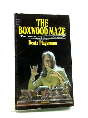 The Boxwood Maze  Book (Plagemann, Bentz - 1973) (ID:62792)