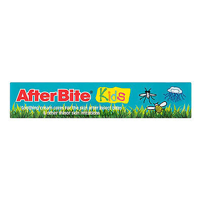AFTERBITE for Kids/Children Cream Gel 20g Itching Relief After Insect Bite/Sting