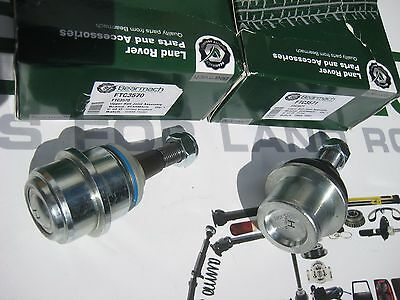 Land Rover Discovery 2, Td5, Upper & Lower Steering Ball Joint Set, Ftc3571, 570