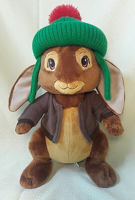 "Peter Rabbit's ""Benjamin Bunny"" Beatrix Potter Stuffed Plush Cartwheel Kids 15"""