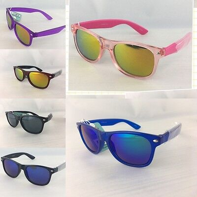 New Fashion Wayfarer Sunglasses for Boys and Girls ages 3 -10 Children